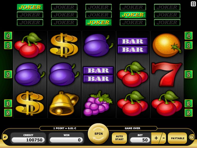 Joker Dream Online Spielautomat Kostenlos Spielen