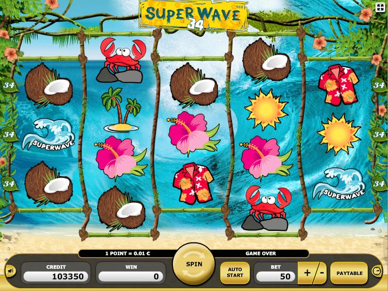 Kostenlos Casino Spiele Superwave 34 Online