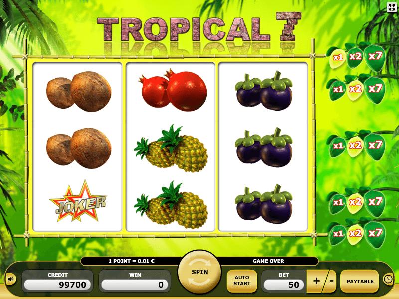 Casino Spiele Online Tropical 7 Kostenlos