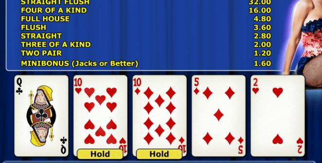 Video Poker Marilyns Poker Online Kostenlose Spielen