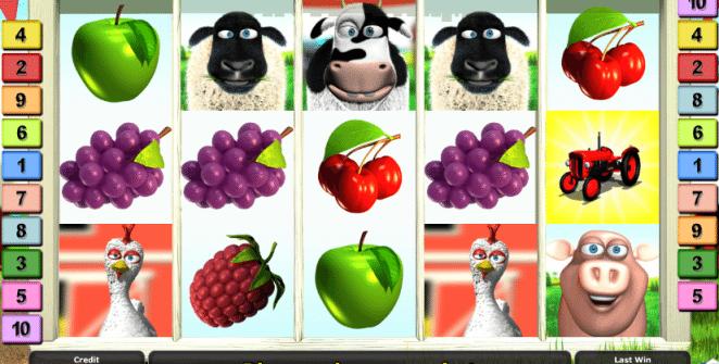 Spielautomat Fruit Farm Online Spielen Gratis