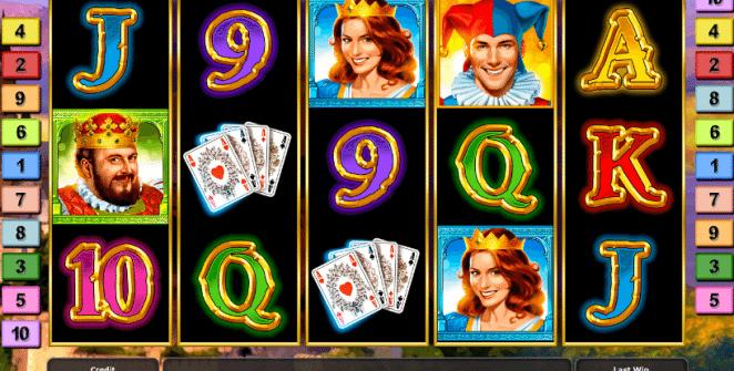 Kings Jester Novoline Spielautomat Online Kostenlose Spielen