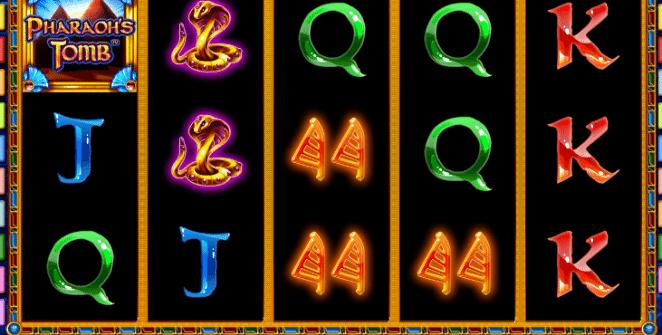 Pharaohs Tomb Spielautomat Kostenlos Spielen