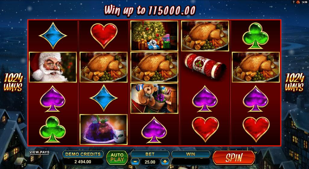 Spielautomat Secret Santa Online Kostenlos Spielen