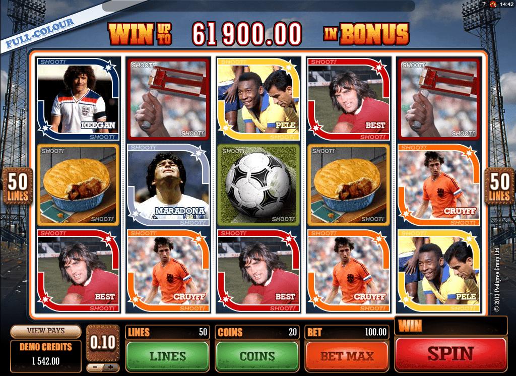 Kostenlose Spielautomat Shoot Online
