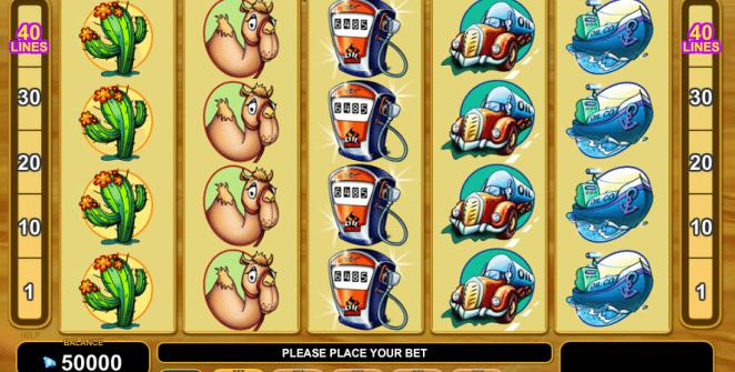Spielautomat Oil Company Online Kostenlos Spielen