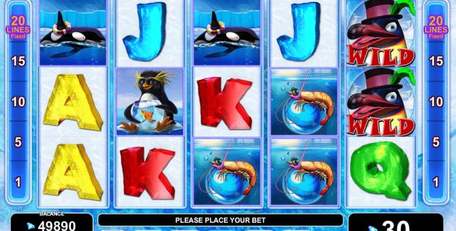 Kostenlose Spielautomat Penguin Style Online