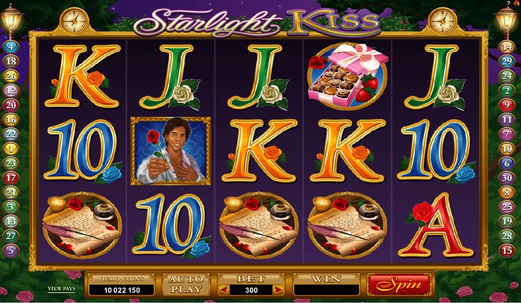 Starlight Kiss Spielautomat Kostenlos Spielen