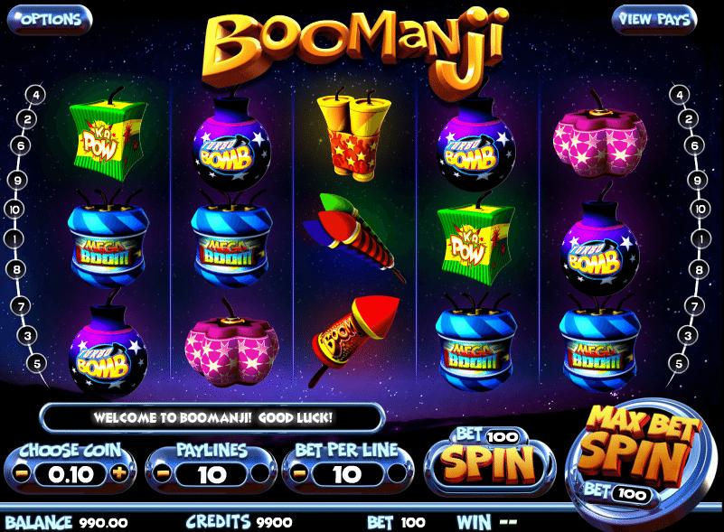 Kostenlose Spielautomat Boomanji Online