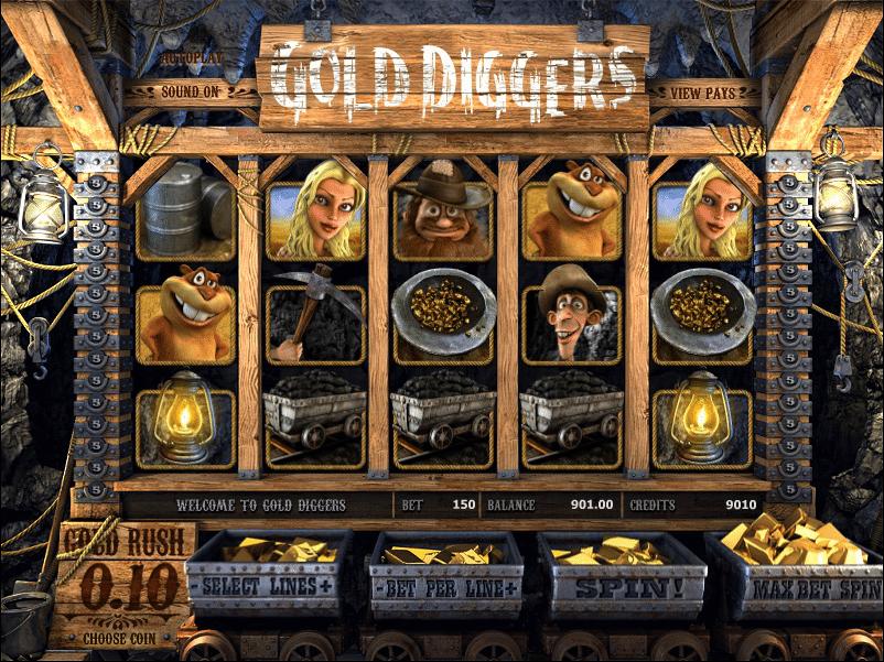 Casino Spiele Gold Diggers Betsoft Online Kostenlos Spielen