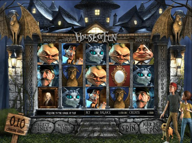 Spielautomat House Of Fun Online Kostenlos Spielen