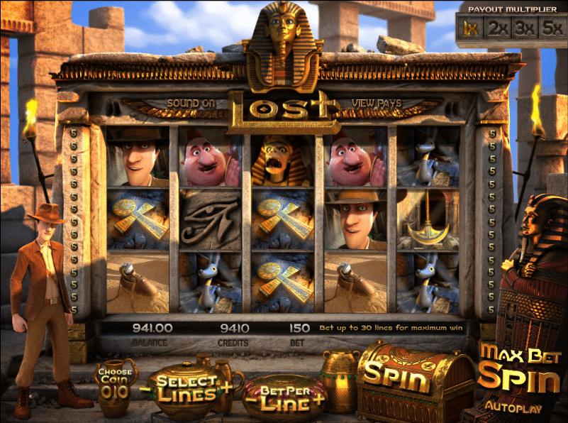 Casino Spiele Lost Betsoft Online Kostenlos Spielen