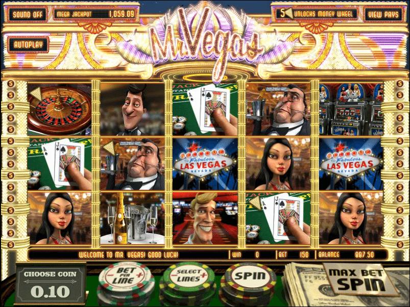 Kostenlose Spielautomat Mr Vegas Online