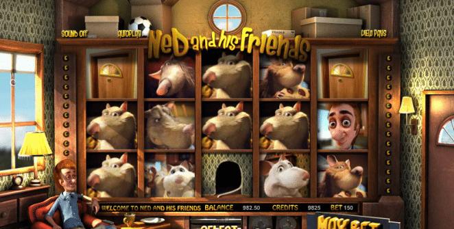 Casino Spiele Ned And His Friends Online Kostenlos Spielen