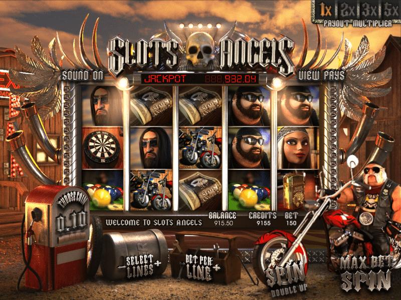 Spielautomat Slots Angels Online Kostenlos Spielen