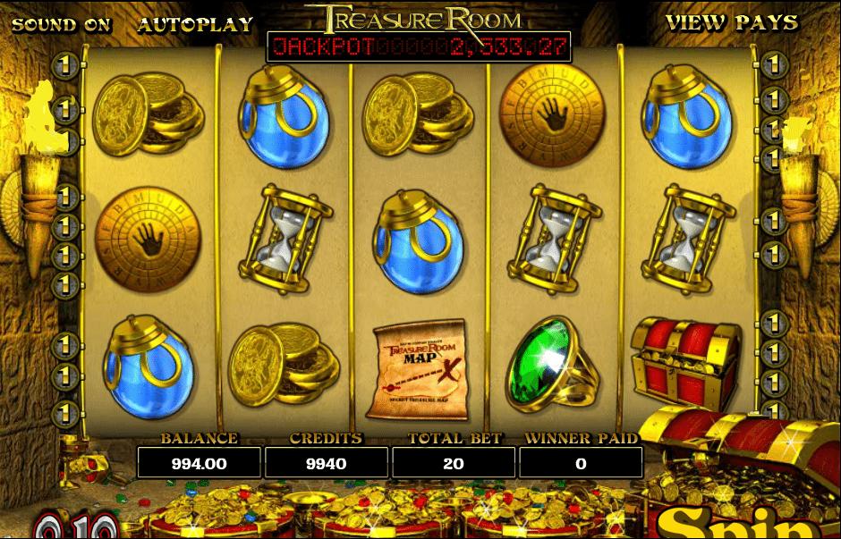 Casino Spiele Treasure Room Online Kostenlos Spielen