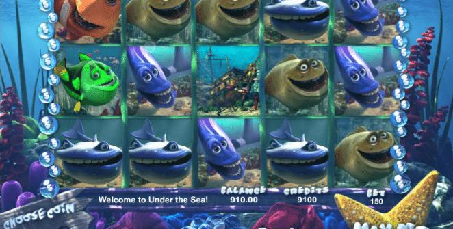 Kostenlose Spielautomat Under The Sea Online