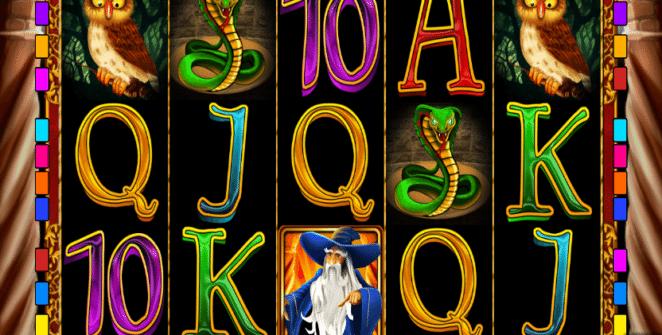 Spielautomat Book Of Magic Wazdan Online Kostenlos Spielen