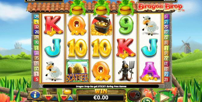 Spielautomat Dragon Drop Online Kostenlos Spielen
