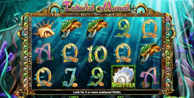 Spielautomat Enchanted Mermaid Online Kostenlos Spielen