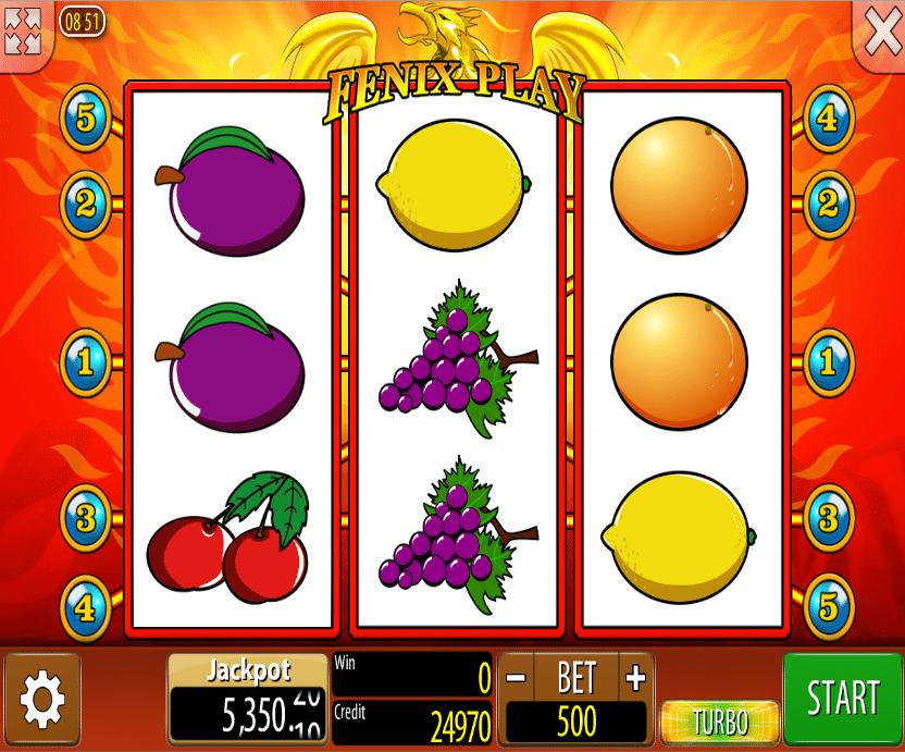 Casino Spiele Fenix Play Online Kostenlos Spielen