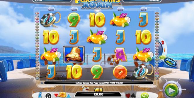 Kostenlose Spielautomat Foxin Wins Again Online