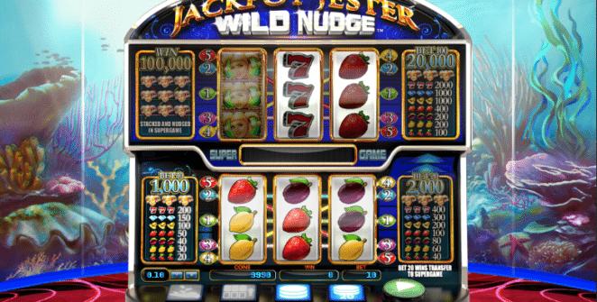 Kostenlose Spielautomat Jackpot Jester Wild Nudge Online