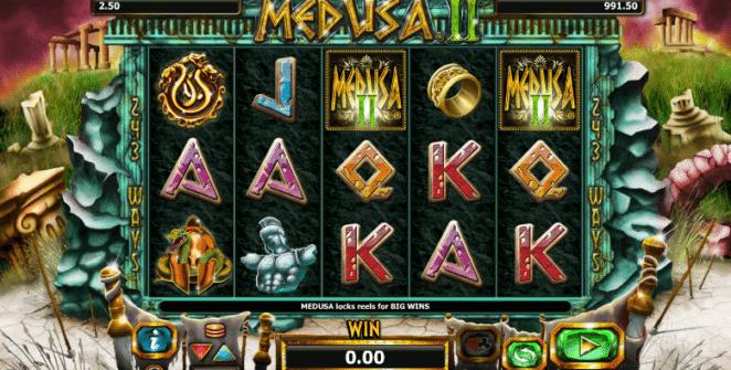 Medusa 2 Spielautomat Kostenlos Spielen