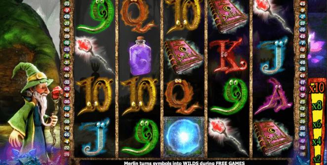 Kostenlose Spielautomat Merlins Millions Online