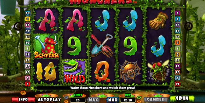 Munchers Spielautomat Kostenlos Spielen