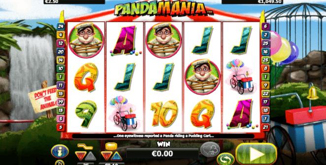 Pandamania Spielautomat Kostenlos Spielen