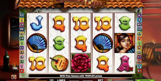 Spielautomat Spanish Eyes Online Kostenlos Spielen