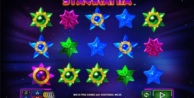Kostenlose Spielautomat Starmania Online