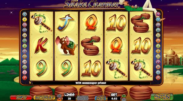 Casino Spiele The Snake Charmer Online Kostenlos Spielen
