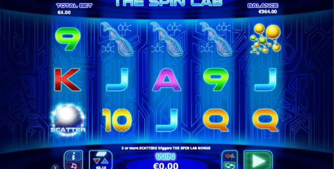The Spin Lab Spielautomat Kostenlos Spielen