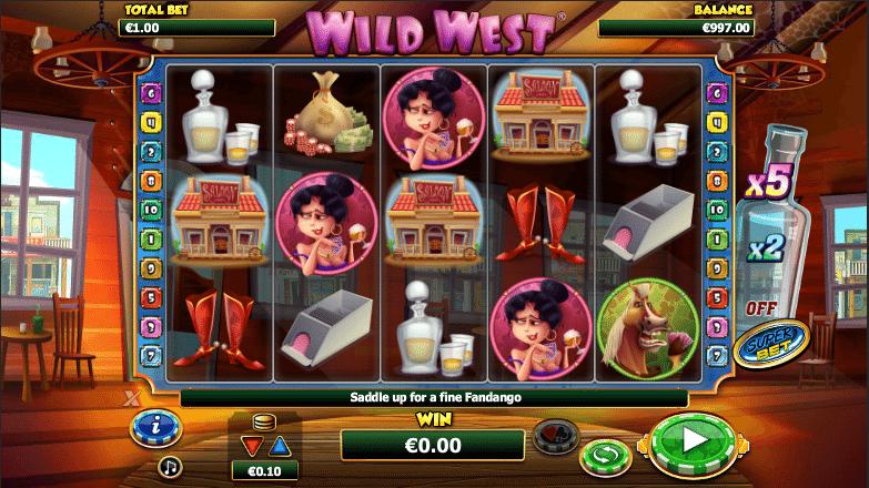Wild West Spielautomat Kostenlos Spielen