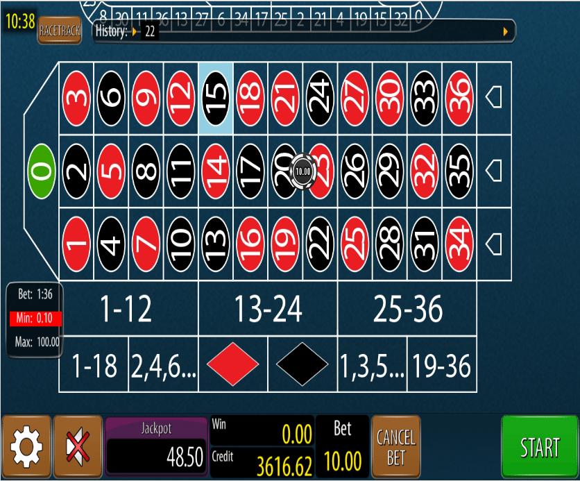 Poloautomat Golden Roulette Online Kostenlos Spielen