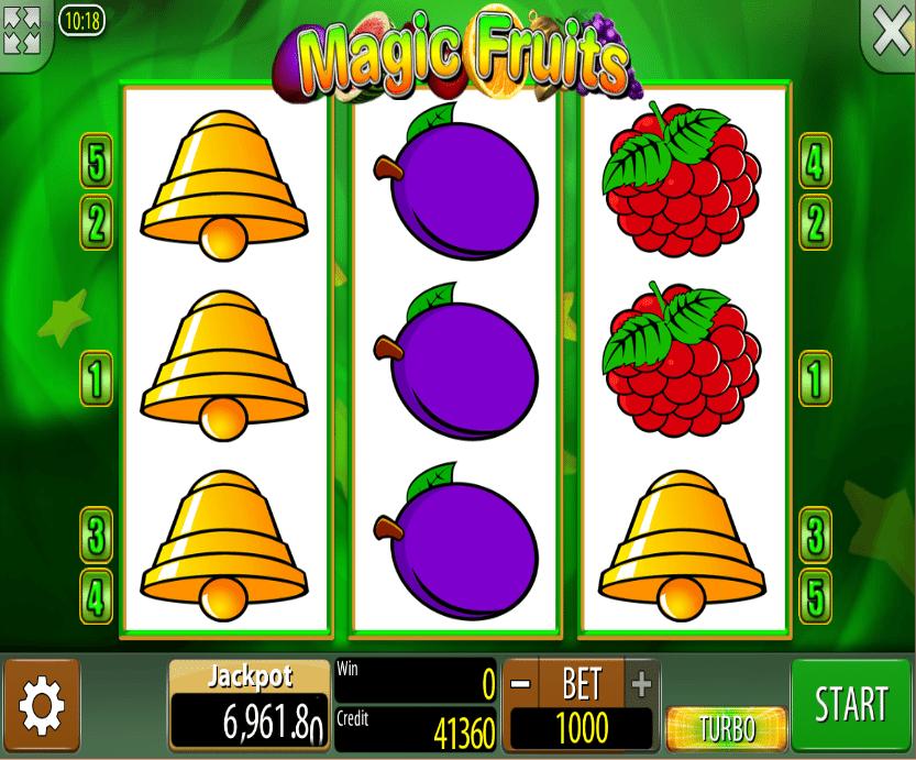 Spiele Black Magic Fruits - Video Slots Online