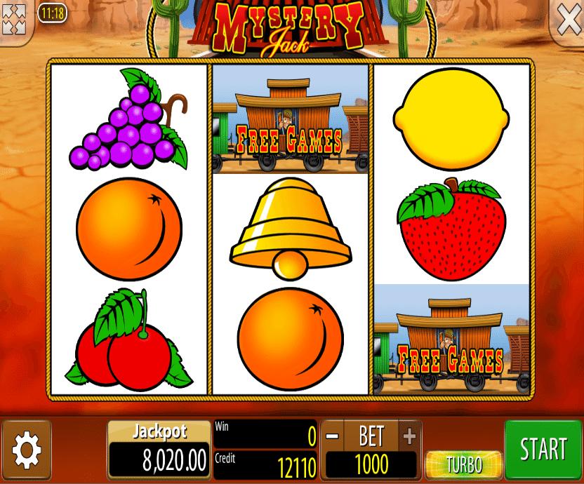 Poloautomat Mystery Jack Online Kostenlos Spielen