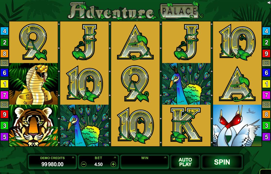 Casino Spiele Adventure Palace Online Kostenlos Spielen
