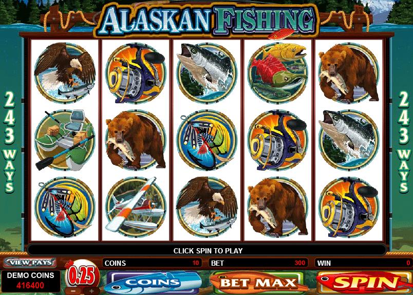 Casino Spiele Alaskan Fishing Online Kostenlos Spielen