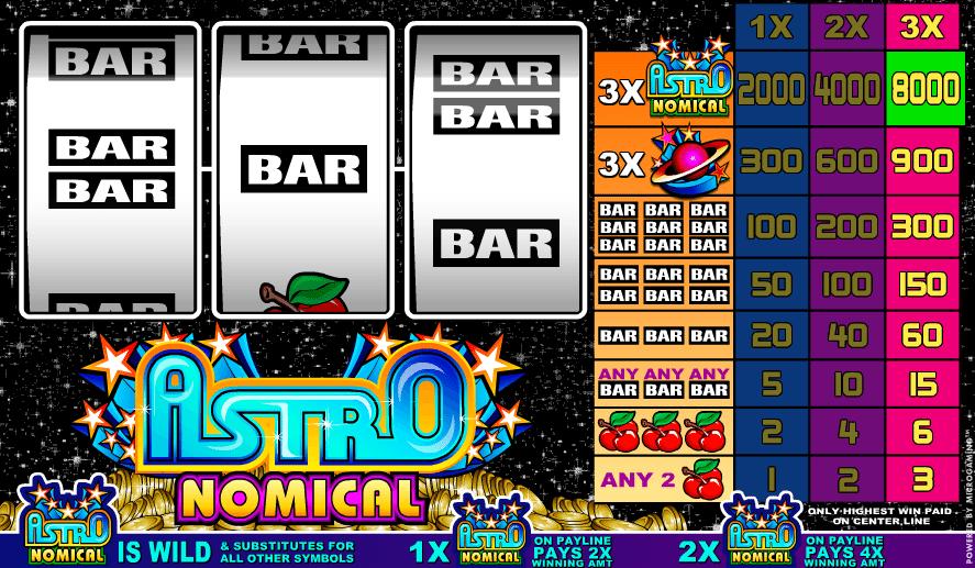 Astronomical Spielautomat Kostenlos Spielen