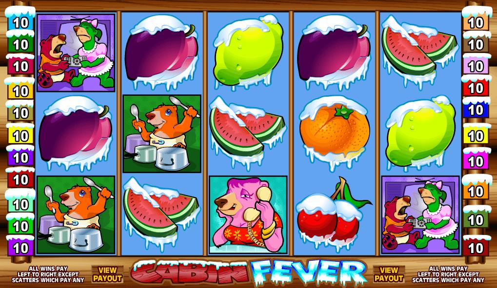 Poloautomat Cabin Fever Online Kostenlos Spielen
