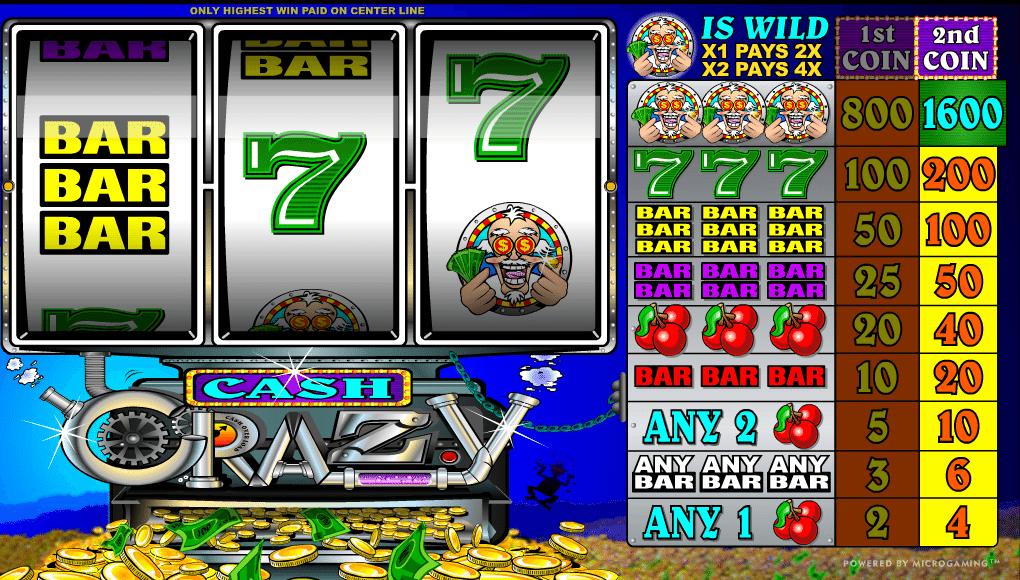 Poloautomat Cash Crazy Online Kostenlos Spielen