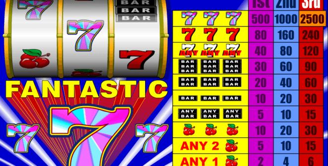 Casino Spiele Fantastic 7s Online Kostenlos Spielen