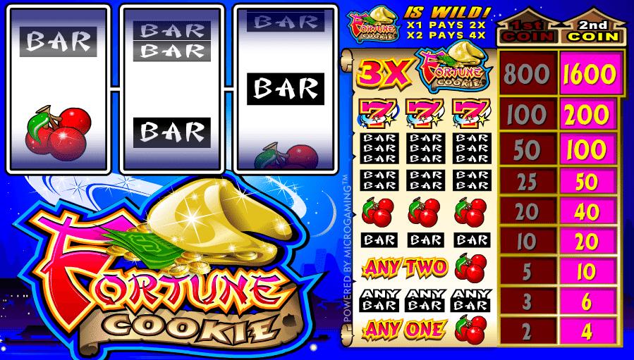 Kostenlose Spielautomat Fortune Cookie Online