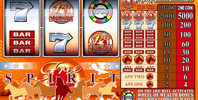 Casino Spiele Free Spirit Wheel Of WealthOnline Kostenlos Spielen