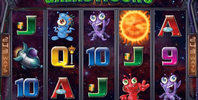 Spielautomat Galacticons Online Kostenlos Spielen