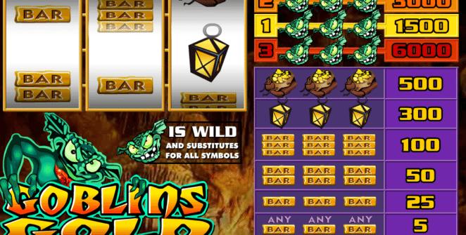 Spielautomat Goblins Gold Online Kostenlos Spielen