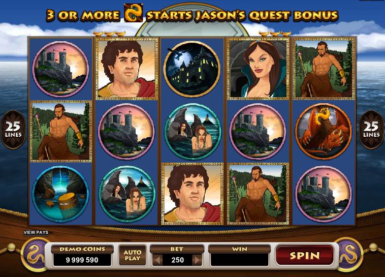 Casino Spiele Jason and the Golden Fleece Online Kostenlos Spielen